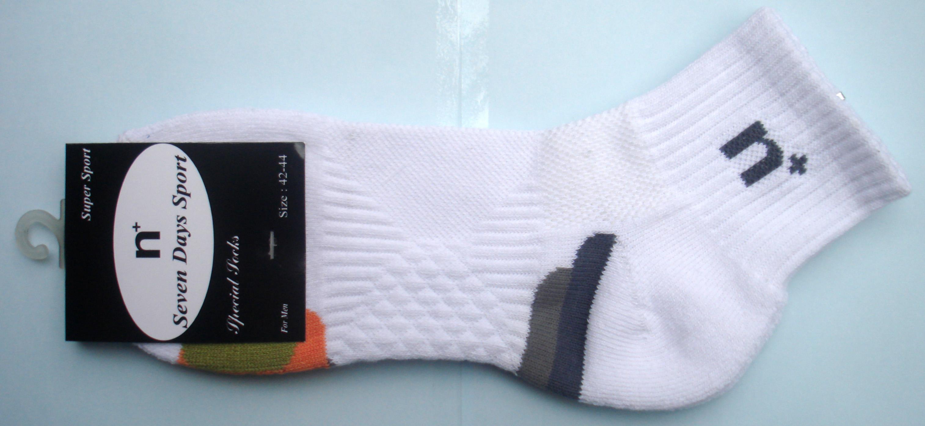 Tennis' socks